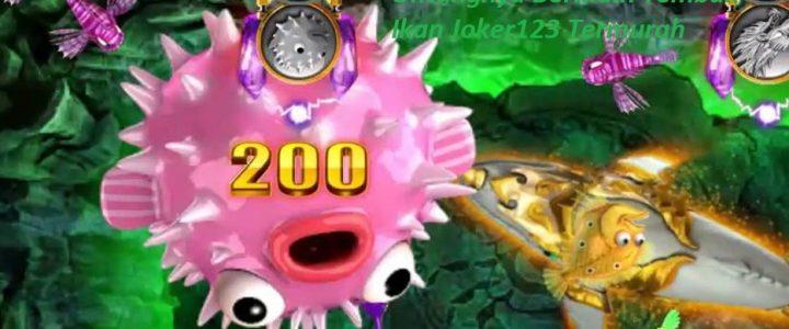 Untungnya Bermain Tembak Ikan Joker123 Termurah