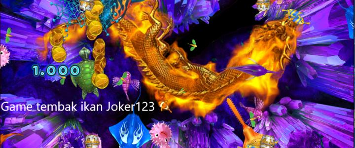 Permainan Tembak Ikan Online Terkini Joker123 Uang Asli