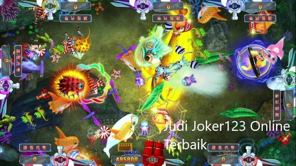 Situs Joker123 Judi Tembak