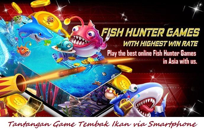 Tantangan Game Tembak Ikan via Smartphone