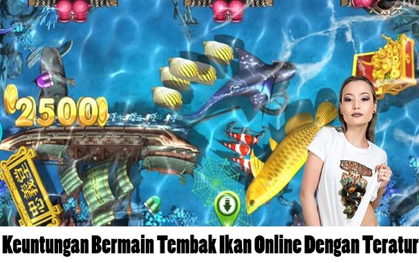 Keuntungan Bermain Tembak Ikan Online Dengan Teratur